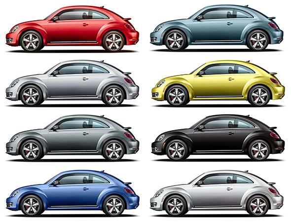 Jim Hatch - VW Beetle Variations