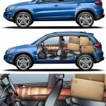 Jim Hatch - VW Tiguan Cutaway
