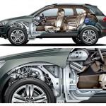 Jim Hatch - VW Touareg Cutaway