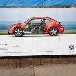 Jim Hatch - VW Beetle Poster