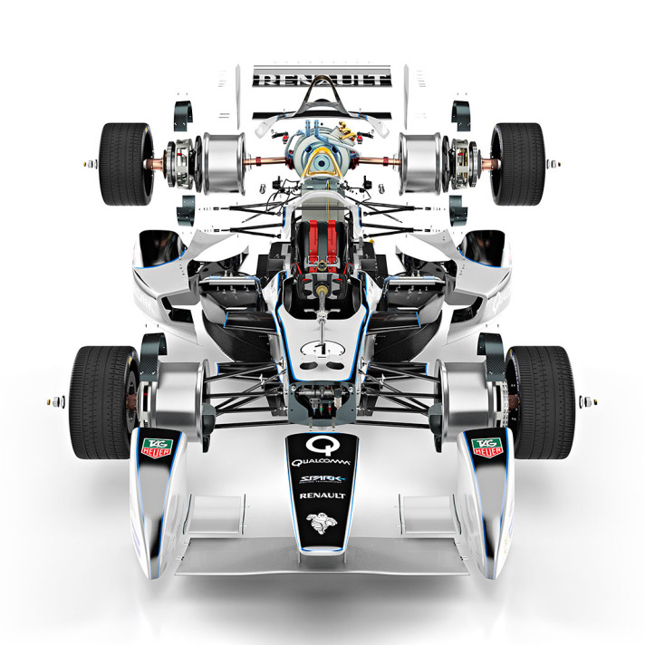 Graham Murdoch - Formula E