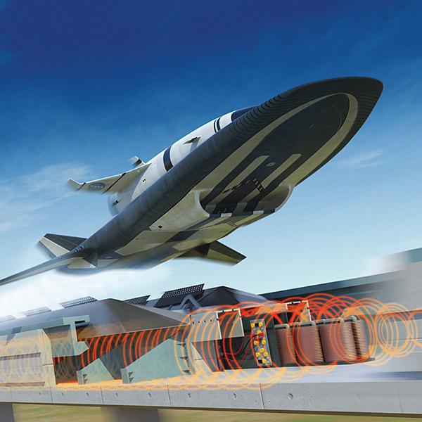 Graham Murdoch - Railgun Scramjet
