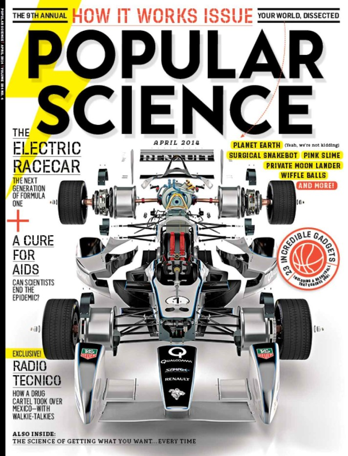 Popular Science - April 2014