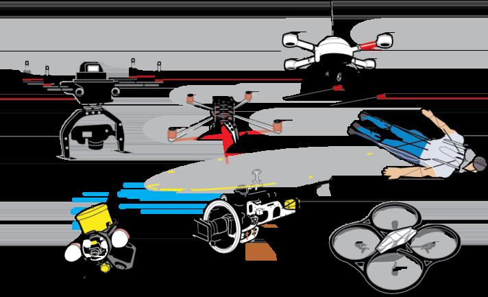 Remie Geoffroi - Drones