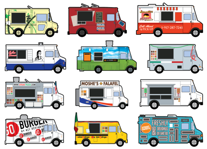 Remie Geoffroi - Food Trucks