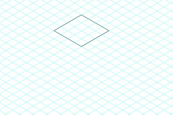 Drawing with the Isometric Grid