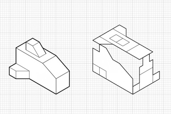 Isometric vs. Distorted Orthographics
