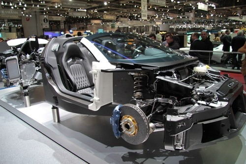 Bugatti Veyron - Máté Petrány